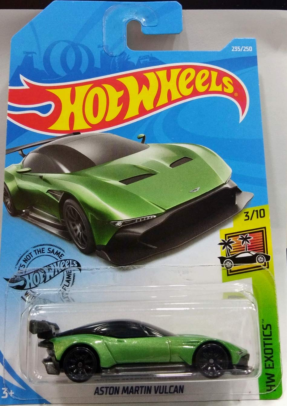 Buy Hot Wheels Aston Martin Vulcan 235 250 Exclusive By Tiny Toes Online At Low Prices In India Amazon In