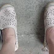 amazoncom fantiny womens genuine leather loafers