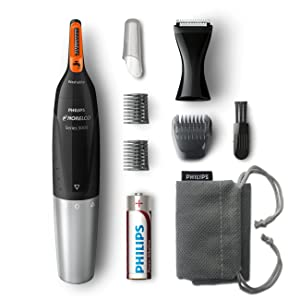 Philips Norelco NT5175/42, Nosetrimmer 5100