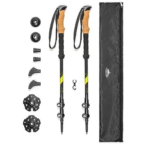 Best Trekking Poles for Hunting