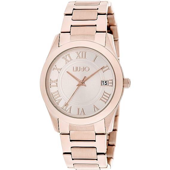 orologio solo tempo donna Liujo Romana casual cod. TLJ1296  Amazon.it   Orologi 1b6d2df5f0a