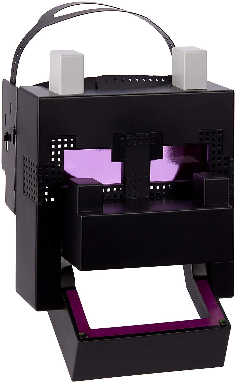 Minecraft Ender Dragon Interactive Mob Head Mattel FLC89