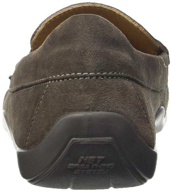 Amazon.com   Geox Shoes U Xense Moc C Mens Suede Leather Moccasins   Shoes