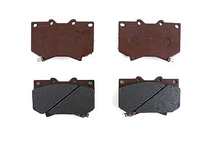 Toyota Brake Pads >> Toyota Genuine Parts 04465 0c012 Front Brake Pad Set Brake