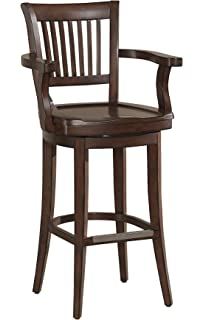 American Heritage Billiards Molena Bar Height Stool