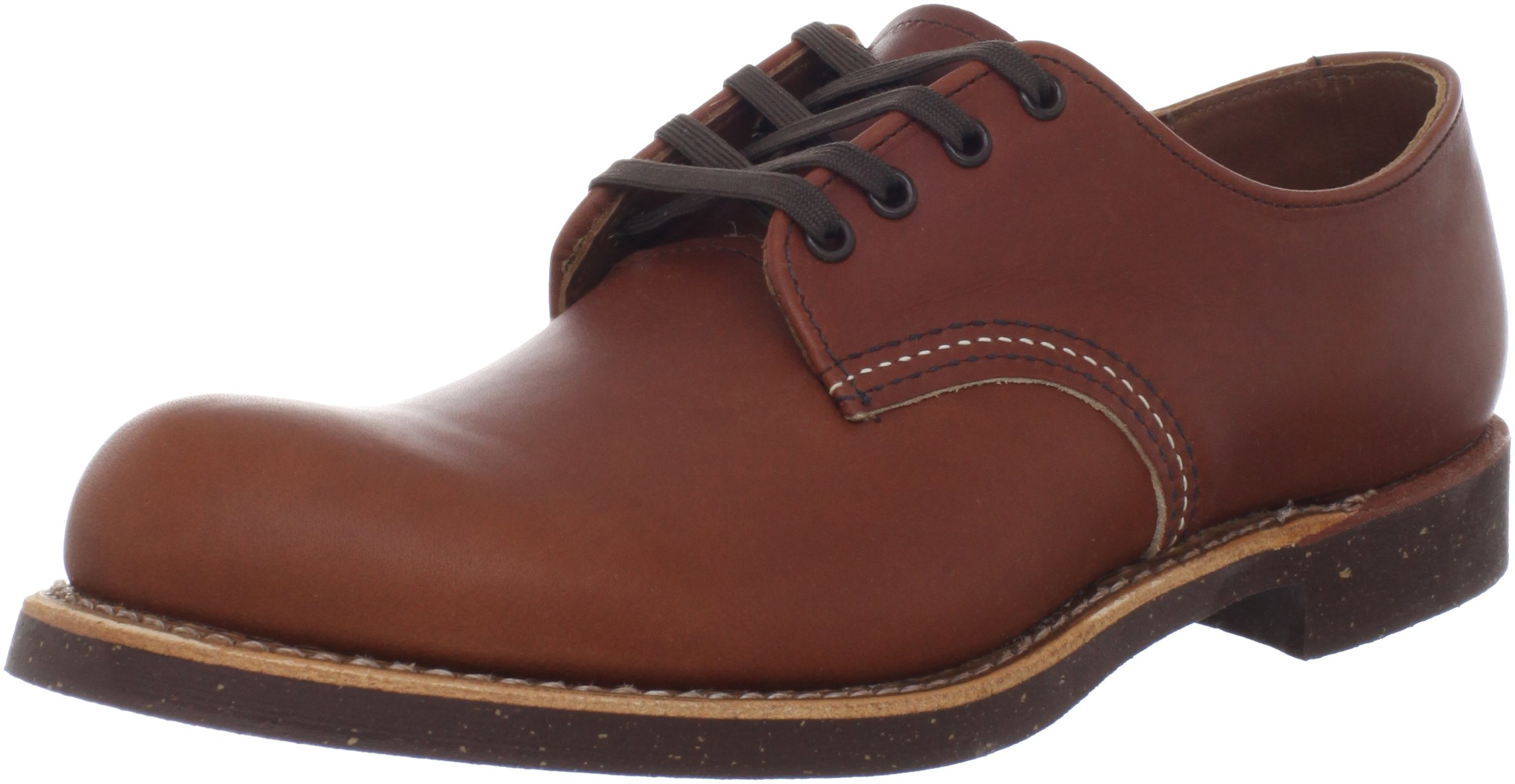 Red Wing Heritage Men's Work Oxford Shoe,Brick,10 D(M) US by Red Wing (Image #1)