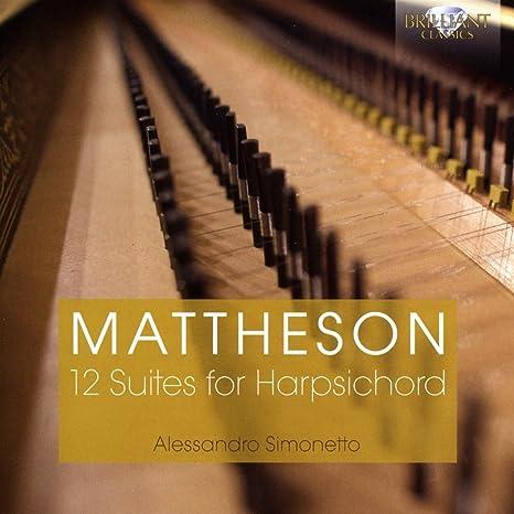 Risultati immagini per mattheson 12 suites