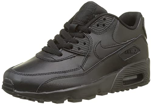 Nike Air Max 90 Leather (GS) Shoe, Unisex Kids' Low-Top