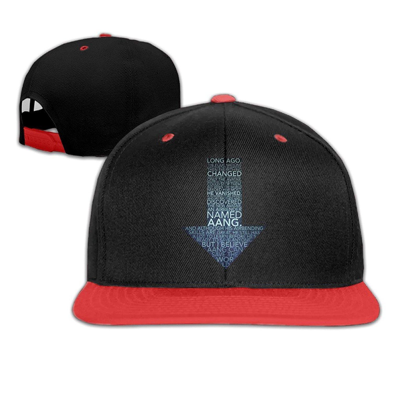 29d4d2c609c Amazon.com  Sngogoing Avatar  The Last Airbender Snapback Hip Hop  Adjustable Baseball Caps Hats For Unisex (4745055363279)  Books