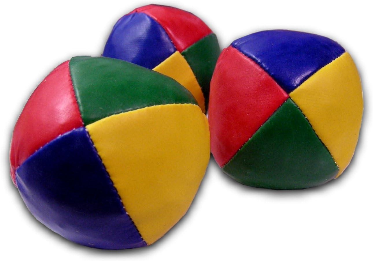 1 St/ück 3 St/ück Jonglierb/älle Jonglieren Jonglage Jonglierball Beanbag Jonglier B/älle von SchwabMarken