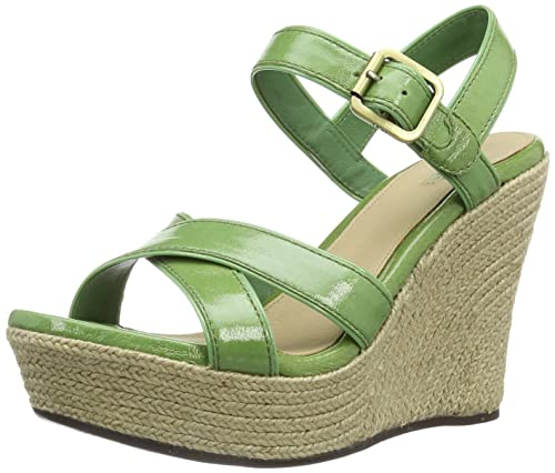 618e1cf2533 UGG Australia Women's Jackilyn Shoes with Strap Green Size: 7 ...