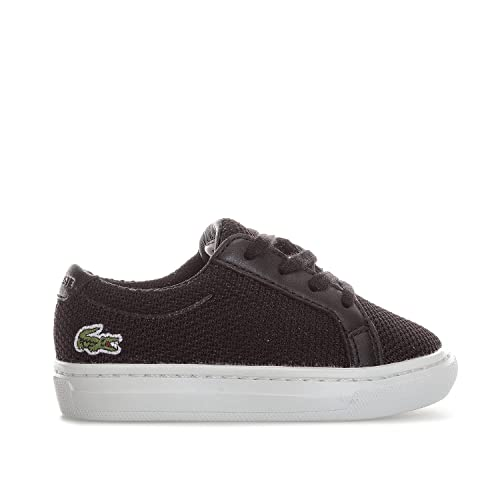 Lacoste - Zapatillas para niño Negro negro: Lacoste: Amazon.es: Zapatos y complementos