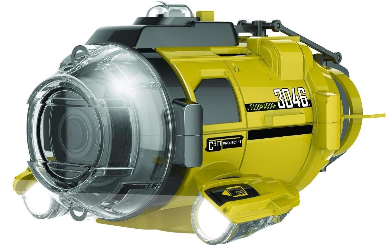 SilverLit Spy Cam Aqua Submarine Underwater Drone Review