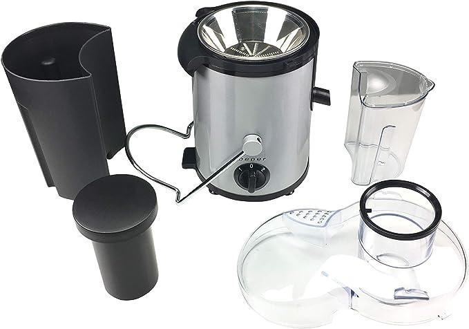 Beper Centrifuga centrifugadora compacta plateado: Amazon.es: Hogar