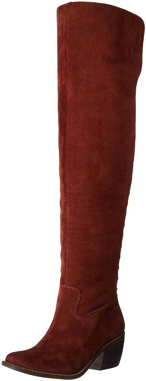 Lucky Brand Women's Khlonn Slouch Boot B01IR8AOR0 9 B(M) US|Russet