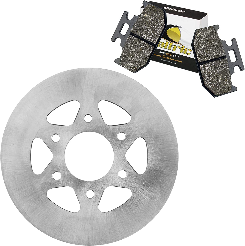 Rear Brake Rotor for Yamaha UTV 2008-2013 Rhino 700 4x4