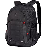 Victoriatourist Laptop Backpack Computer Rucksack with 2 Laptop Compartments fits 17.3 inch Laptop/MacBook Pro for Travel School Business Outdoor Hiking