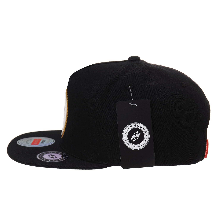 WIM Cappellini da Baseball Cappello Snapback Hat Illuminati Patch Hip Hop Baseball cap AL2344