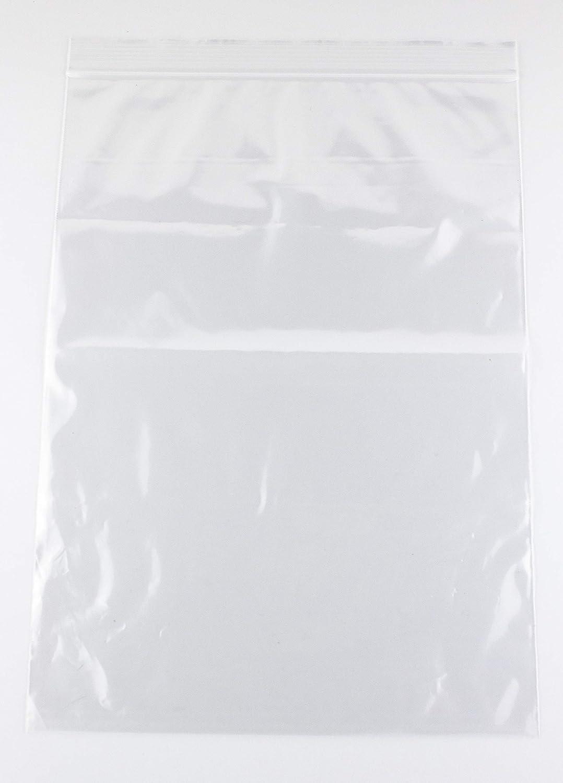 Borsa di plastica automatica 23/x 32/cm 23 x 32 cm trasparente