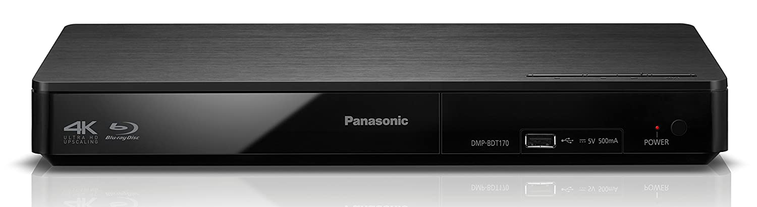 Panasonic DMP-BDT170EB Blu-ray Player Drivers for Windows