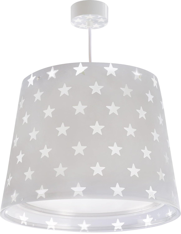 Led Lampe Kinderzimmer Decke Pendelleuchte Sterne 81212e Weiss 1070lm