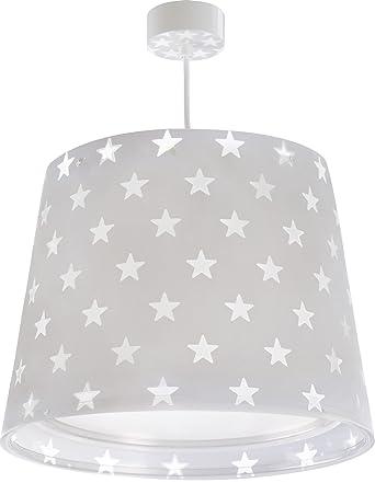 LED Kinderzimmer Lampe Hängelampe Sterne 81212E Neutralweiß 530lm ...