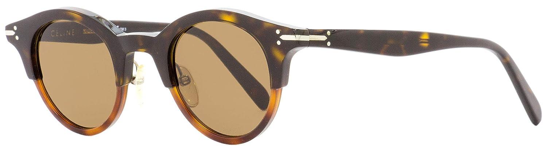 Amazon.com: anteojos de sol Celine 41395/S 0t6u oscuro luz ...