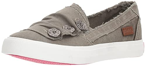 1e2707ed8c819 Amazon.com | Blowfish Kids Girls' Melon-k, Steel Grey Color Washed ...