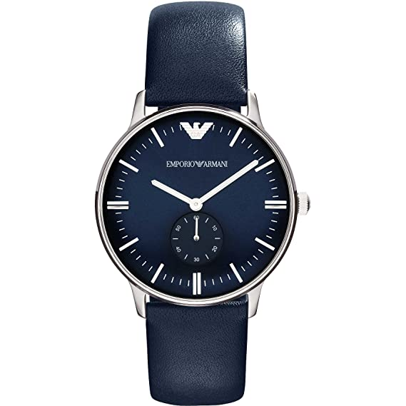 34e521b74450 Emporio Armani AR1647 - Reloj analógico de cuarzo para mujer