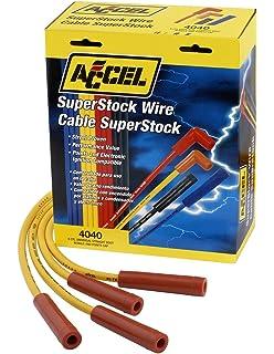Amazon.com: Taylor Cable 64652 Hi-Energy Spark Plug Wire Set ...