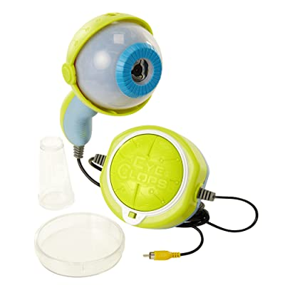 Eyeclops Video Microscope Toy: Toys & Games