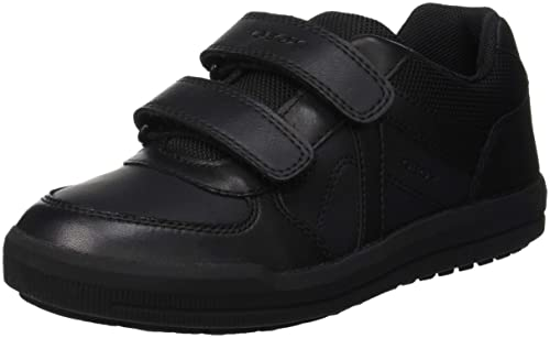 4504c620481594 Geox Boys J Arzach B. E - GBK+SMO.LEA Sneakers: Amazon.ca: Shoes & Handbags