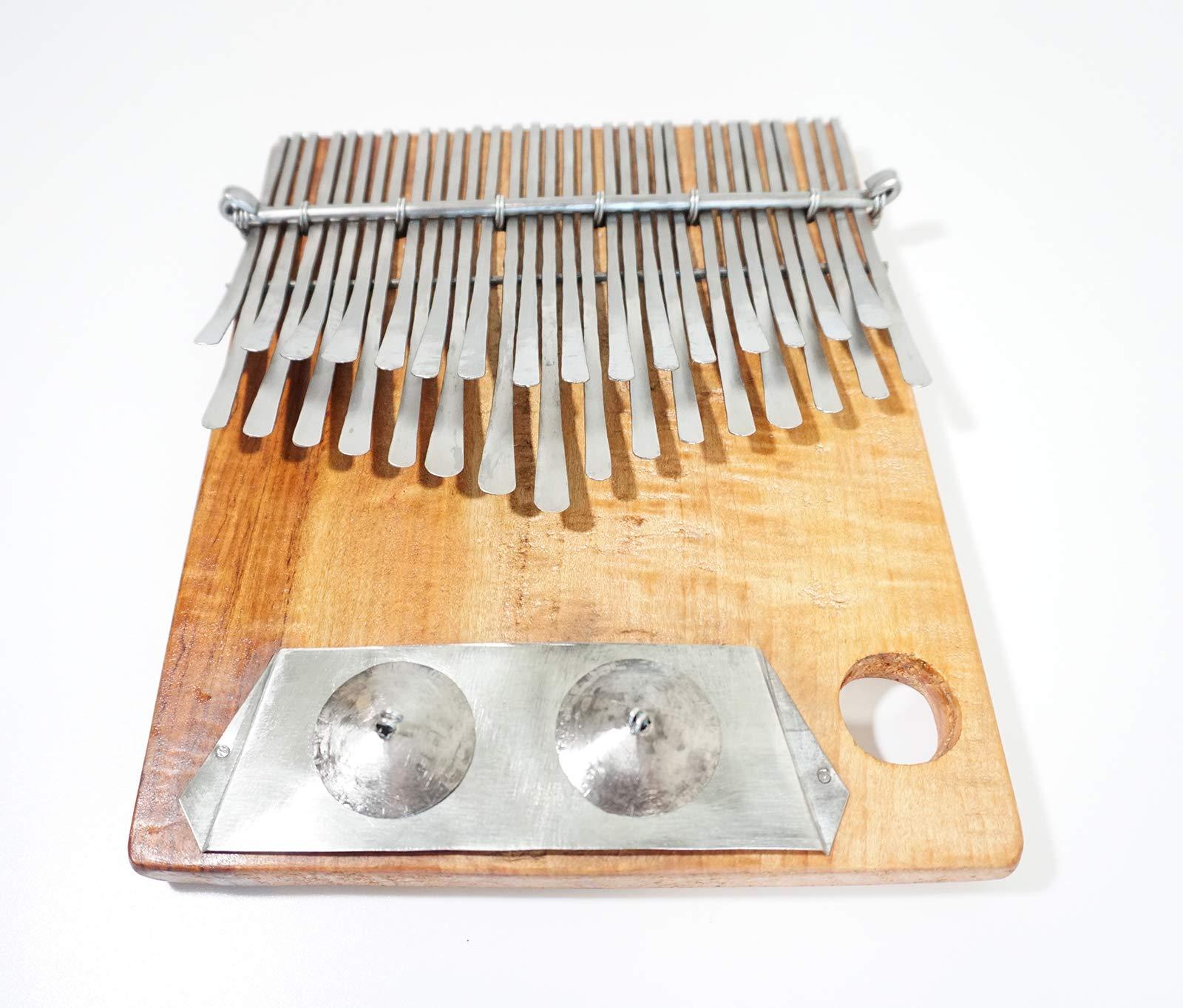 32 Key v3 Shona Njari Mbira - Finger Piano - Thumb Piano''Voice of the Ancestors'' ~Zimbabwe
