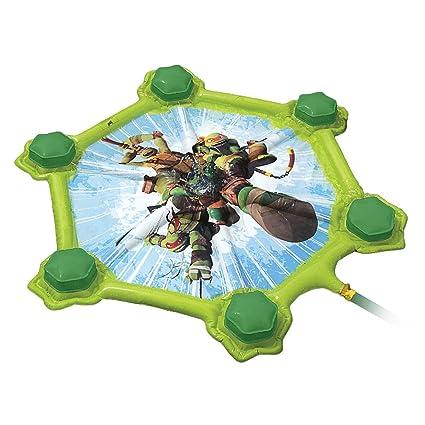 Teenage Mutant Ninja Turtles Sewer Stomp and Splash Pad ...