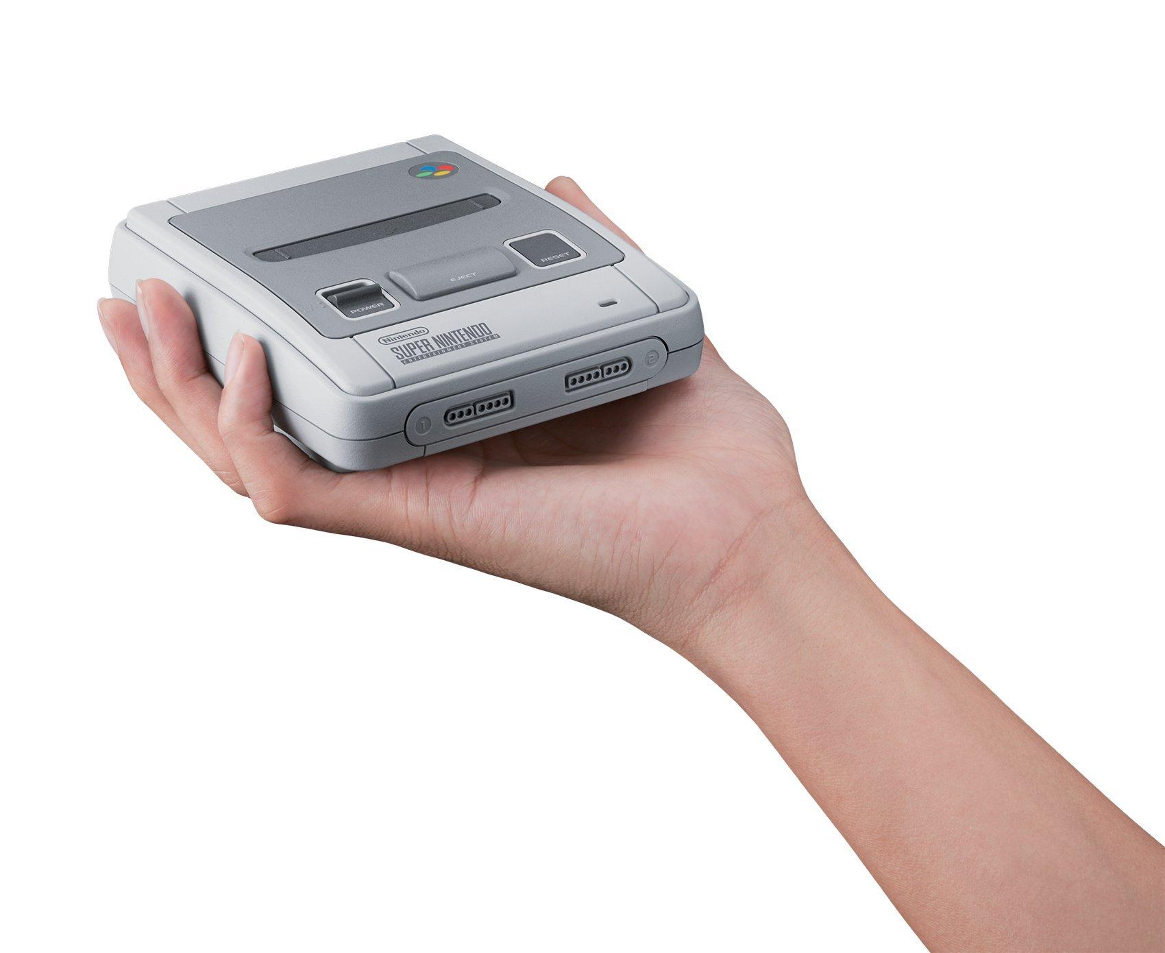 SNES Nintendo Classic Mini: Super Nintendo Entertainment System (Europe), Not Region Locked by Nintendo (Image #3)