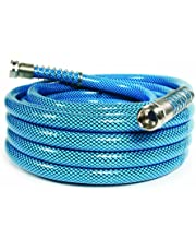 Camco 22843 5/8-Inch ID x 35-Feet Premium RV Freshwater Drinking Water Hose