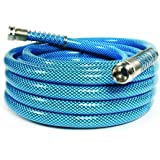 "Camco 35ft Premium Drinking Water Hose - Lead and BPA Free, Anti-Kink Design, 20% Thicker Than Standard Hoses 5/8""Inside…"