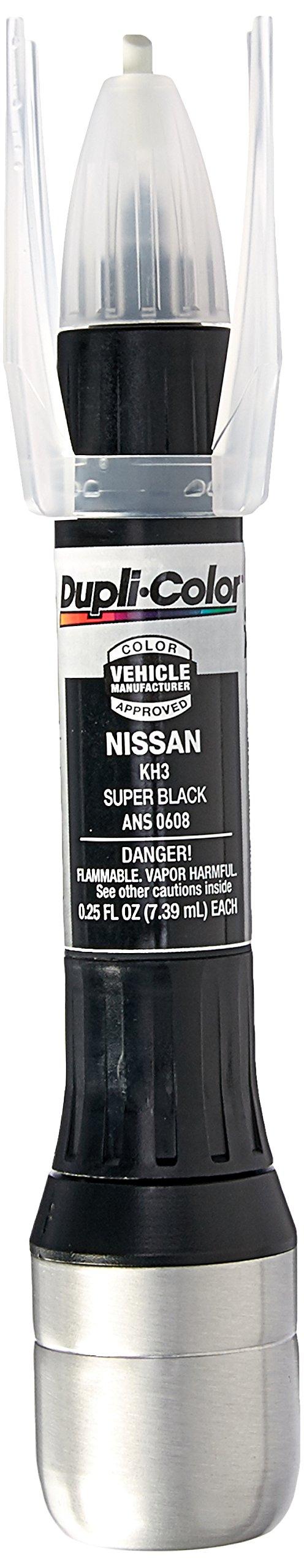 Dupli-Color EANS06080 Black Exact-Match Automotive Touch-Up Paint