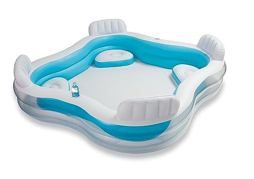 Swim Center - Piscina hinchable para la familia (90