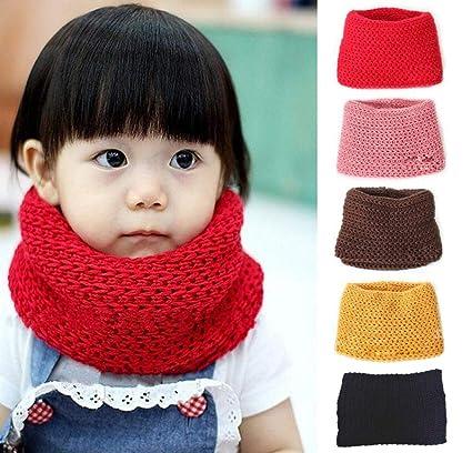 Amazon Com Upstore 1pcs Kids Children Thicken Knitted Winter Warm