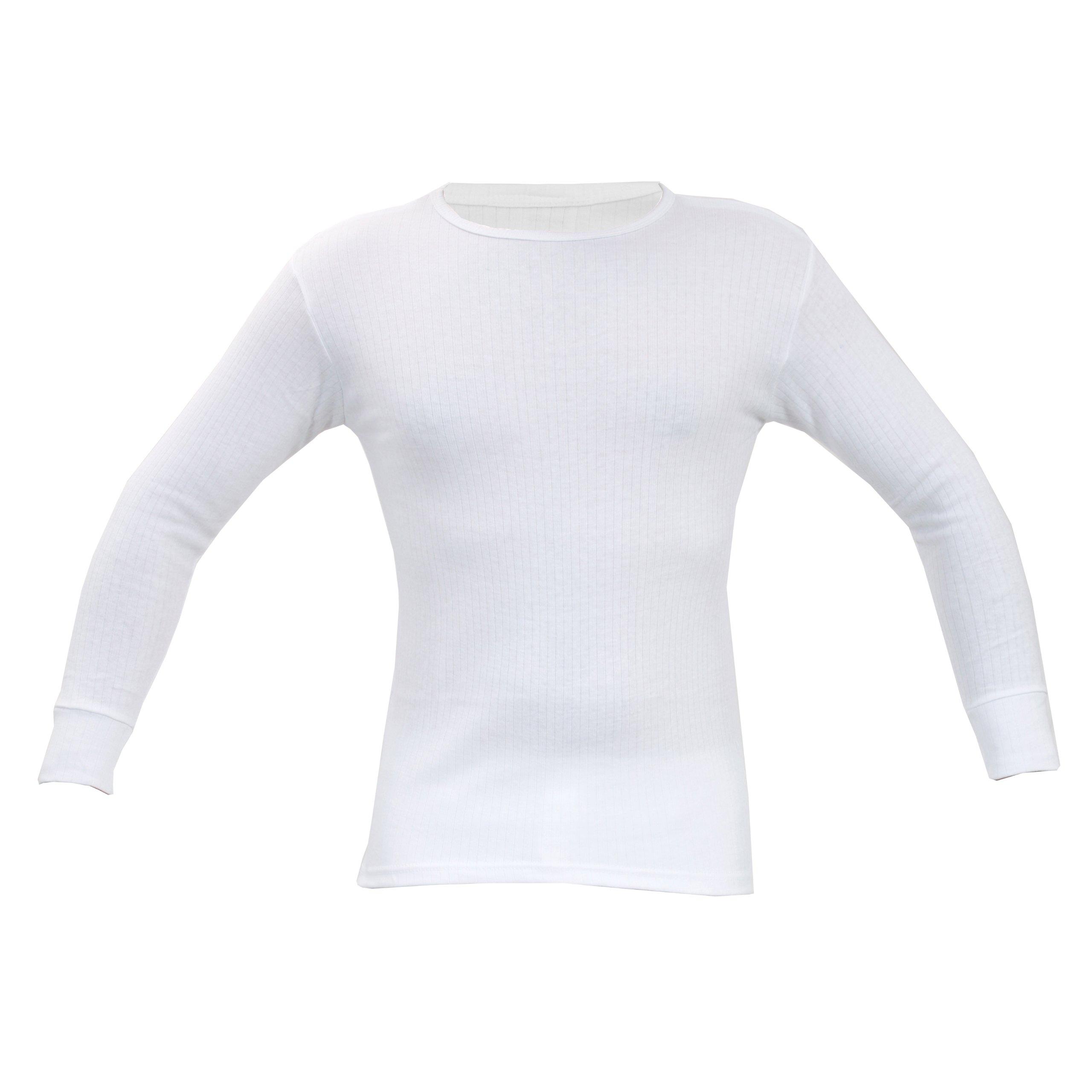 Britwear Mens Thermal Short Sleeved Tshirt
