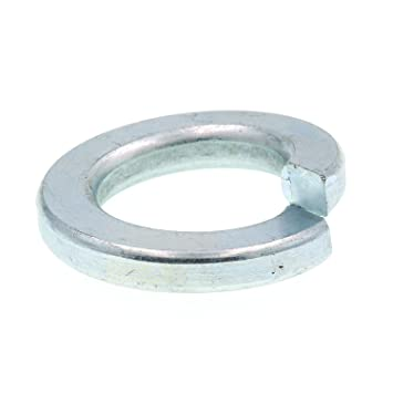 """Lock Washer 5//8/"""" Zinc Plated 8 Pack"""