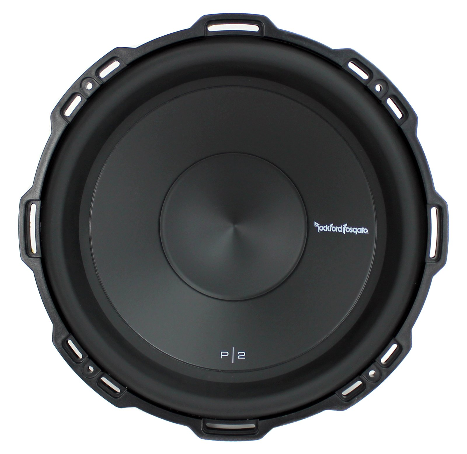 2) Rockford Fosgate P2D2-12 12'' 1600Watt 2-Ohm Punch Series Car Audio Subwoofers by Rockford Fosgate (Image #2)