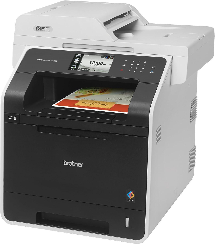 Amazon.com: Impresora láser Brother Printer MFC ...