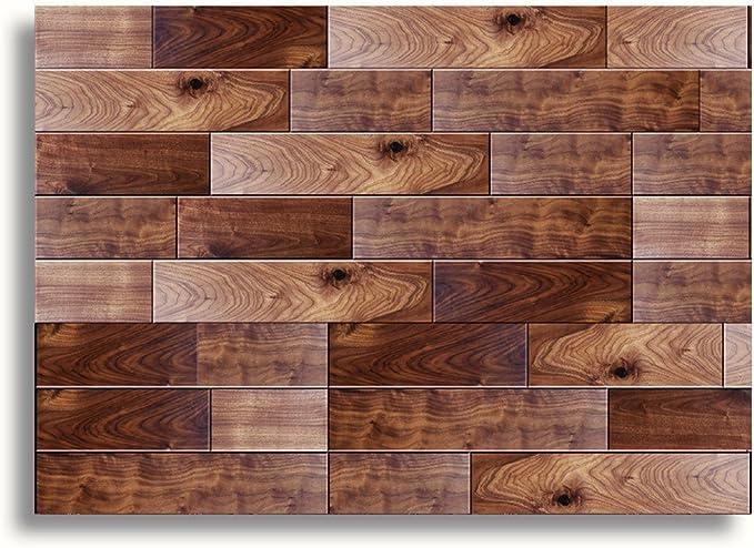 free shipping 4 matt vinyl MATTE self adhesive dollhouse 124 landscape scale sheets wood floor  Parquet