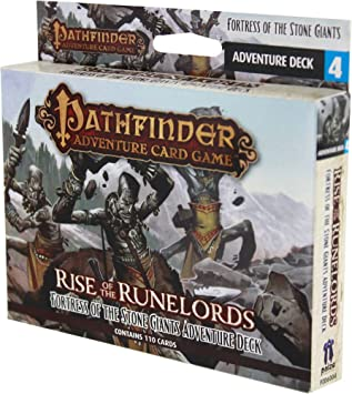 Pathfinder Adventure Card Game: Rise of the Runelords ...