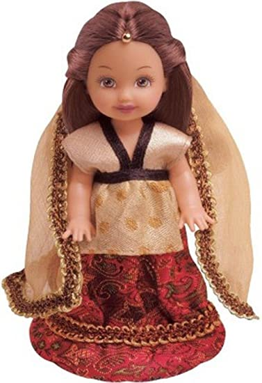Barbie - P6873 Kelly in India