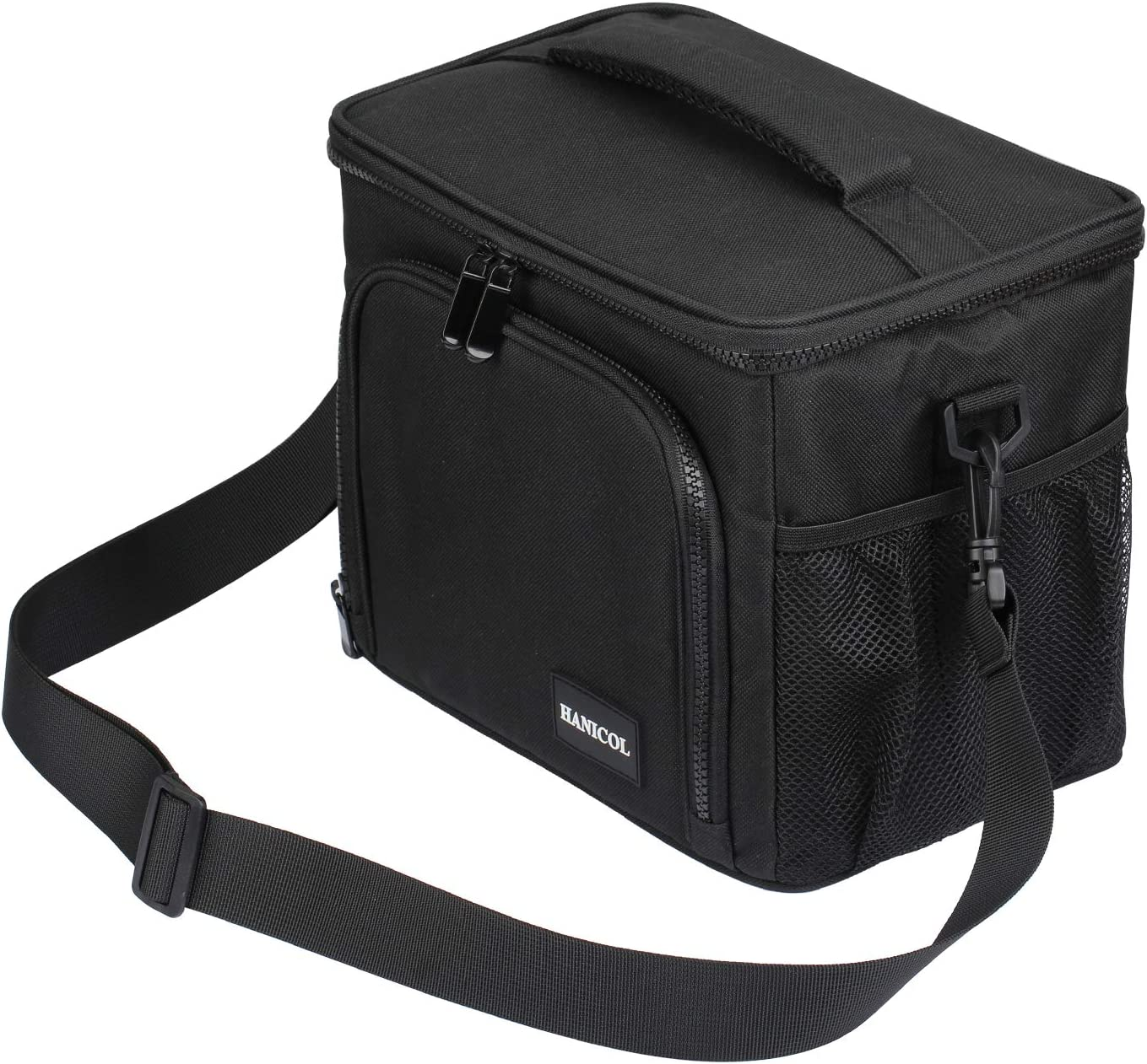 US Adult Lunch Box Insulated Lunch Bags Large Cooler Tote Bag for Men Women Kids