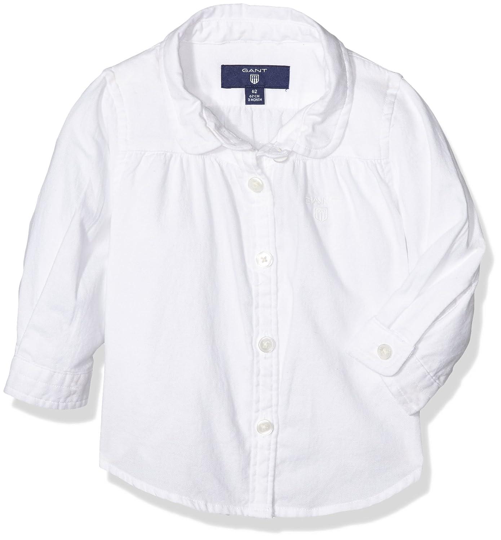 GANT Baby-Mädchen Bluse O. Girls Oxford Shirt