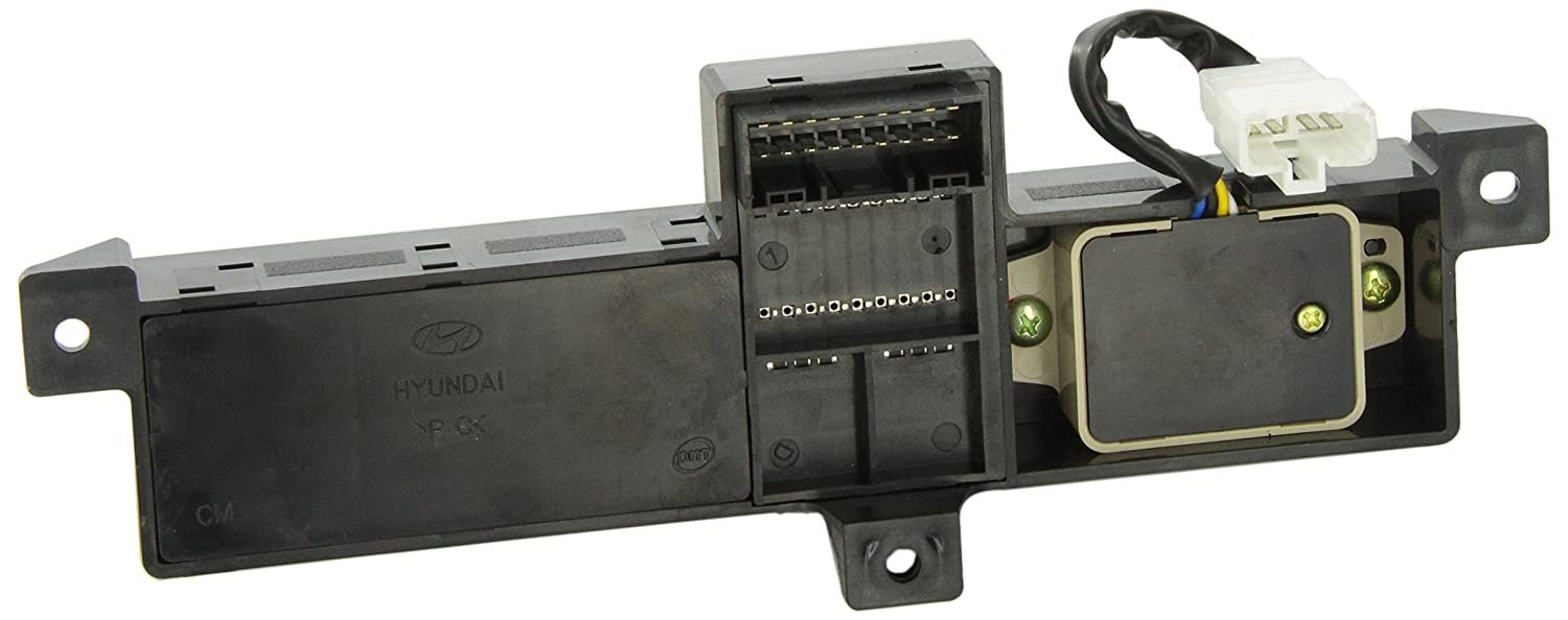 Front Genuine Hyundai 88521-0W110-J9 Power Seat Switch Assembly Left